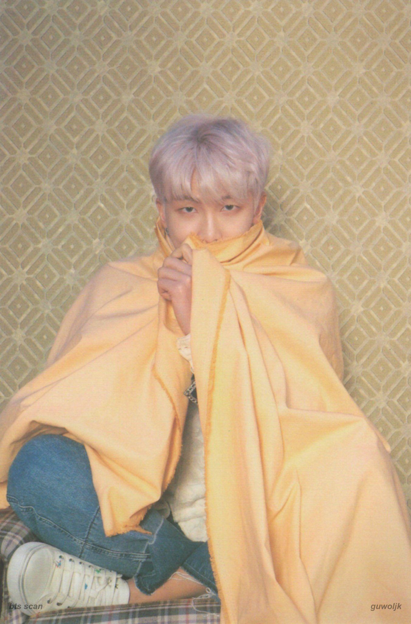 "9: GJK on Twitter: ""map of the soul: persona postcard  #NAMJOON #RM #남준   #BBMAsTopSocial BTS @BTS_twt… """