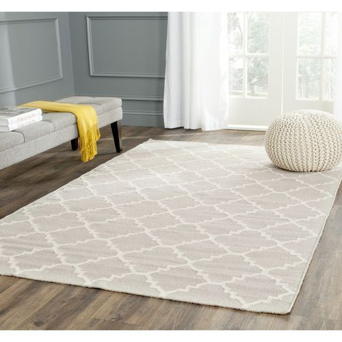 Rodgers Wool Gray Area Rug Area Rugs Wool Area Rugs Contemporary Rug