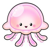 jellyfish clipart here is jellyfish clipart this is an evaluation rh pinterest com jellyfish clip art black and white jellyfish clipart images