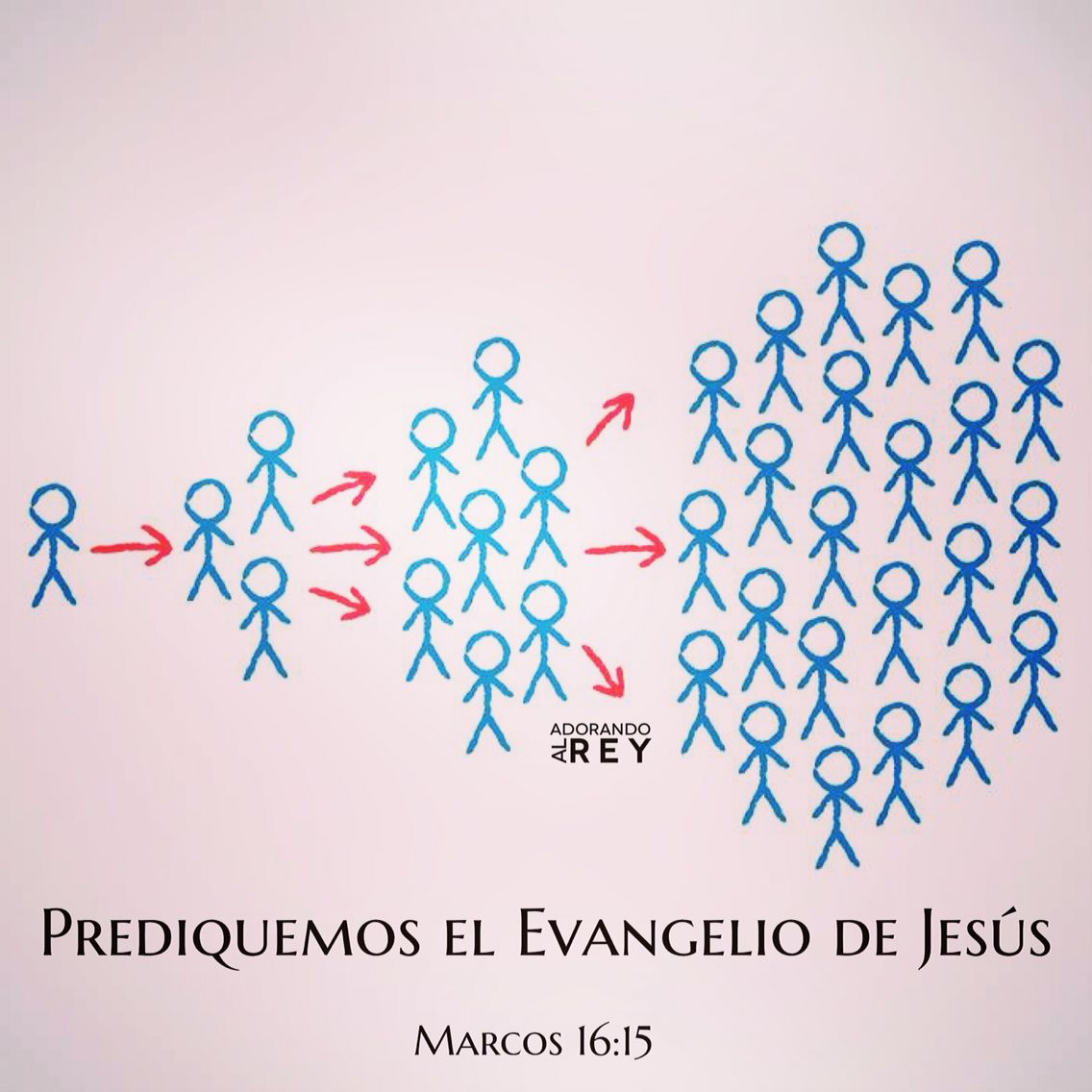 Y Les Dijo Id Por Todo El Mundo Y Predicad El Evangelio A Toda Criatura S Marcos 16 15 Dios Jesus Misiones Cristianas Evangelio De Jesus Evangelio