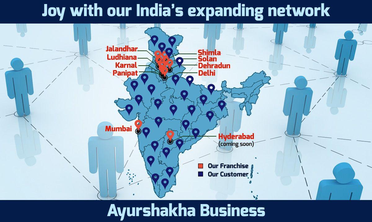 Ayurshakha Franchise Business Expansion Is On Full Swing
