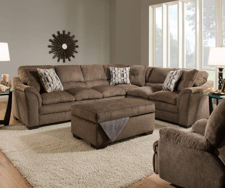 Biglots Signature Design By Ashley Storey 2 Piece Sectional At