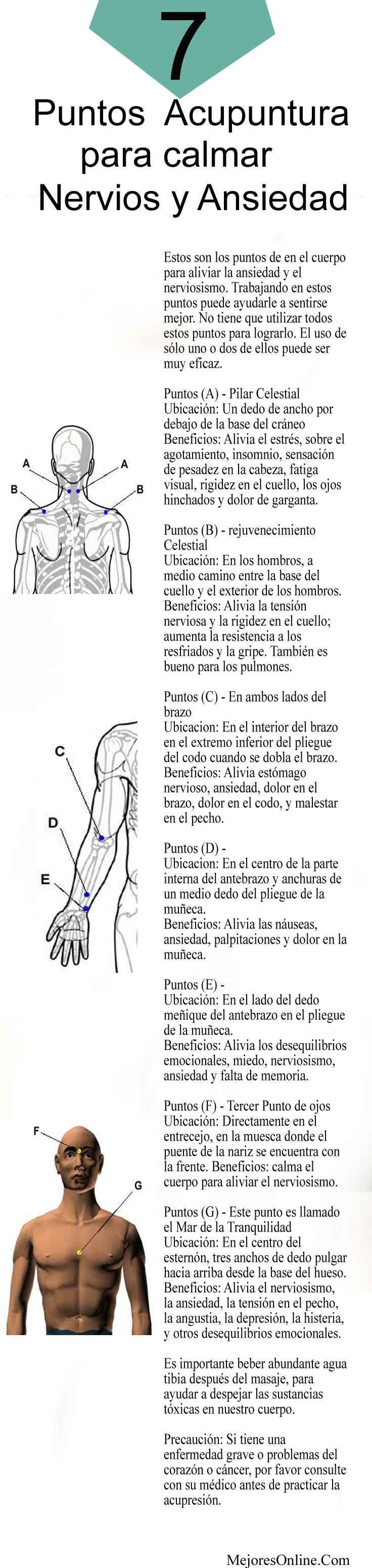 acupuntura-puntos-para-calmar-estres-ansiedad-nerviosismo. | spa ...