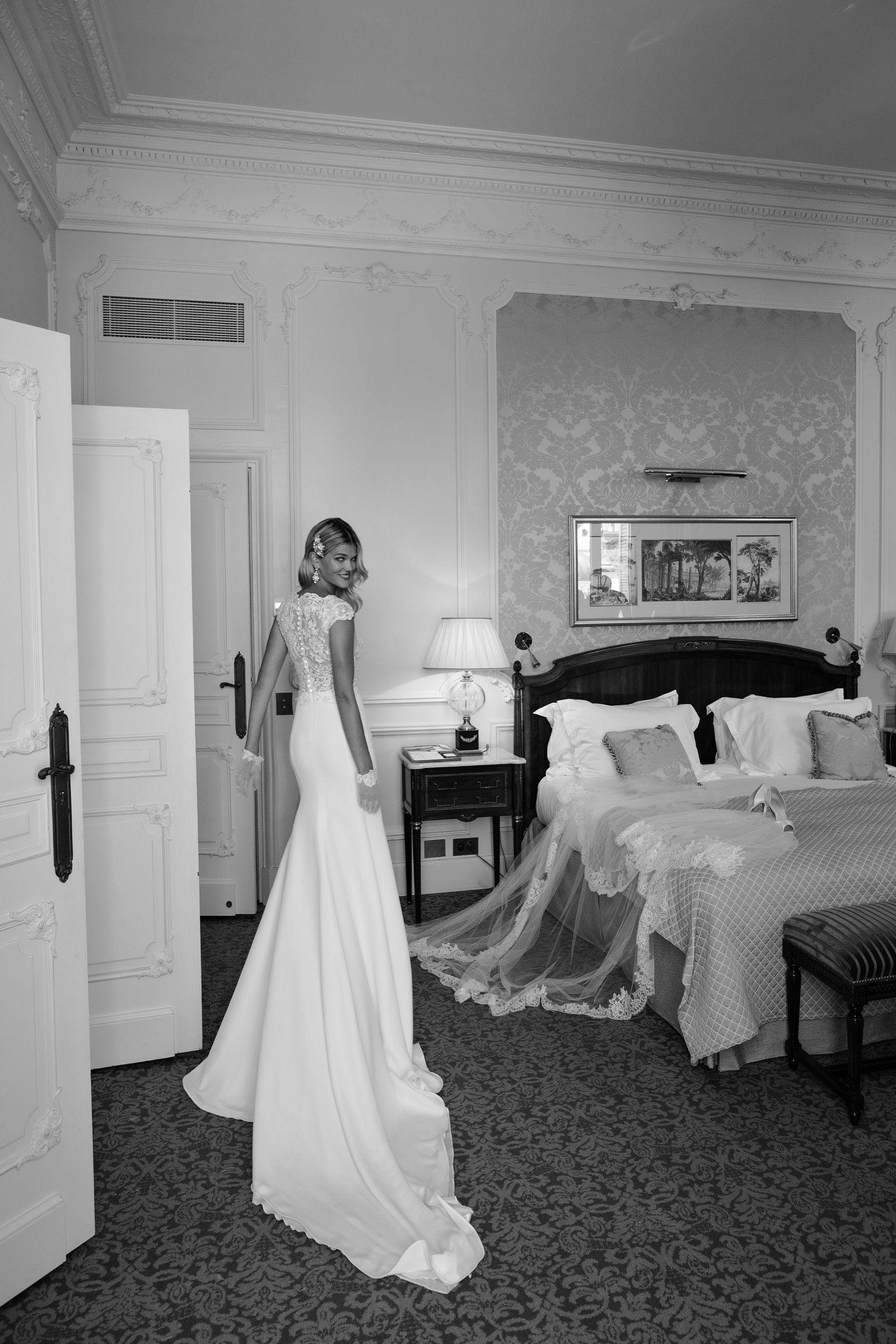 Wedding dress nicole collection alessandrarinaudo bletilla