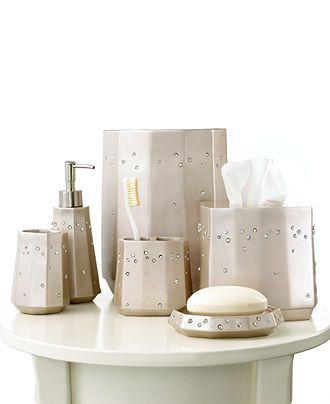 Avanti Bath Accessories Courtney Collection Bathroom Bed Macy S Items