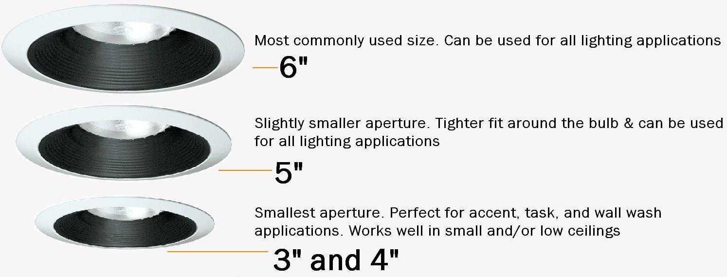 Recessed Housing Sizes Recessed Light Bulbs Recessed Lighting Bulb