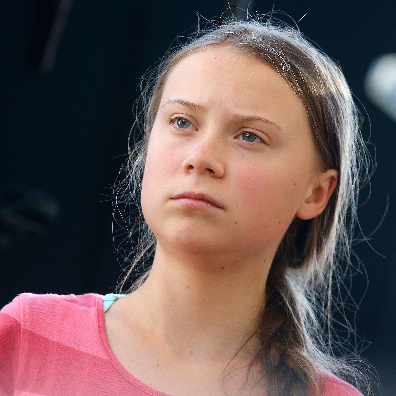 Pin On Greta Thunberg