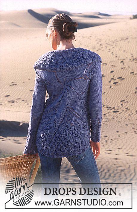 Free Pattern | casacos | Pinterest | Círculos, Tejido y Dos agujas