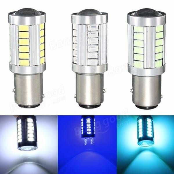 1157 Bay15d 33 5630 Led Brake Turn Signal Rear Light Bulb Car Light Car Lights From Automobiles Motorcycles On Banggood Com