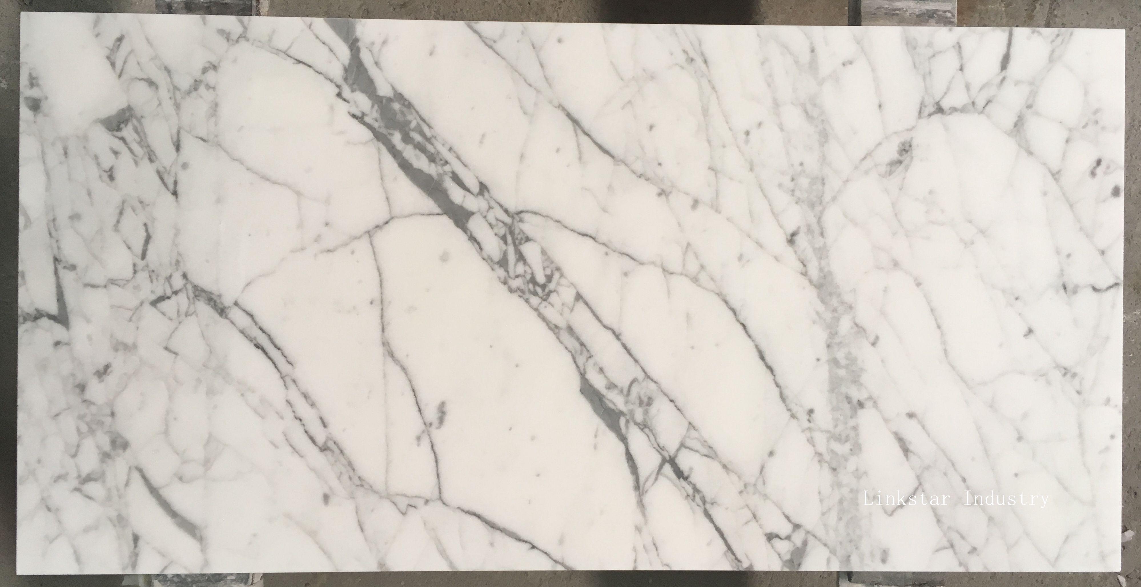 Carrara White Stone Slab Tile 24 12 Honed Marble