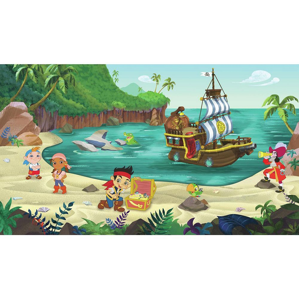 Disney's Jake and the Never Land Pirates Removable