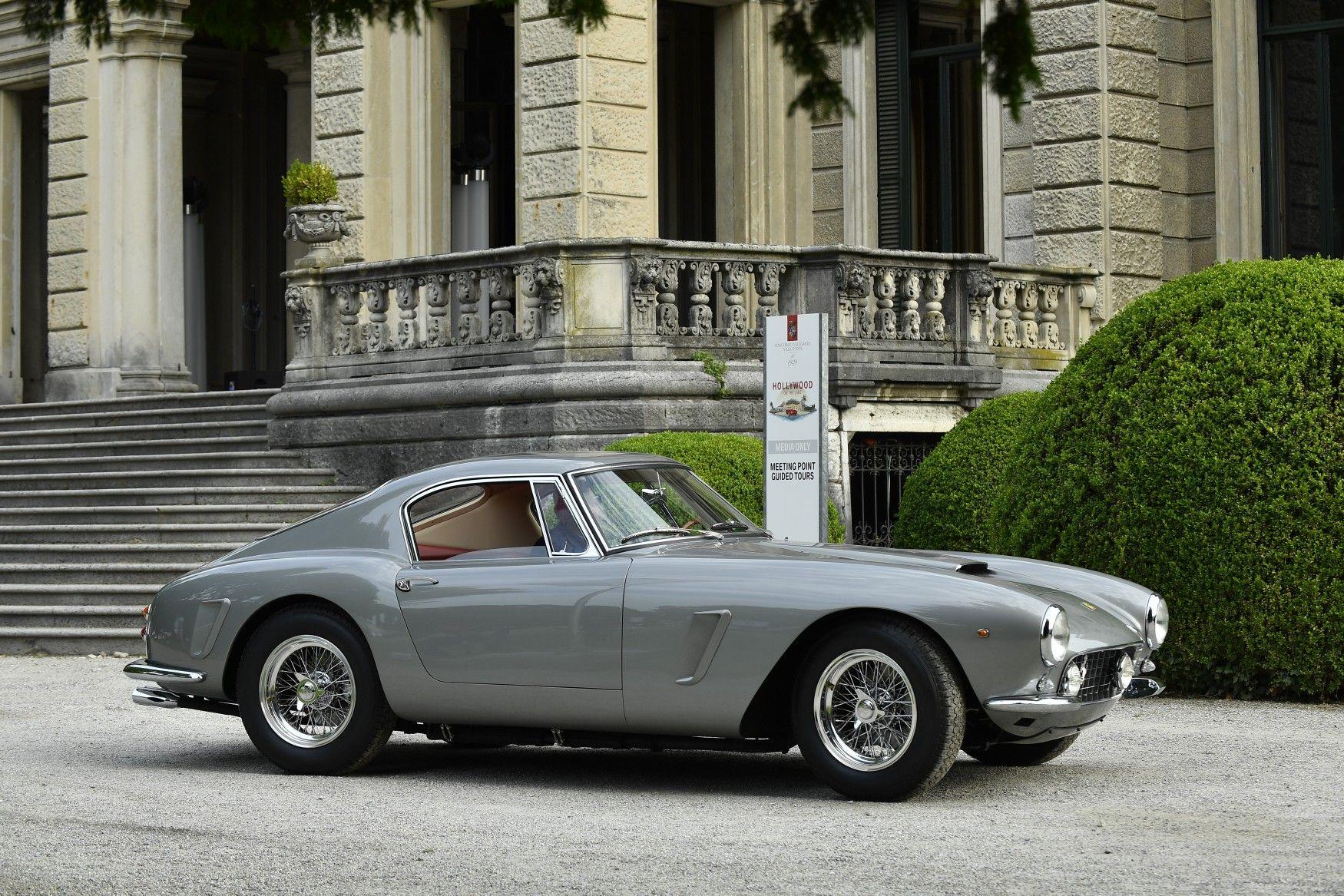 1960 Ferrari 250 Gt Berlinetta Swb  Com Imagens