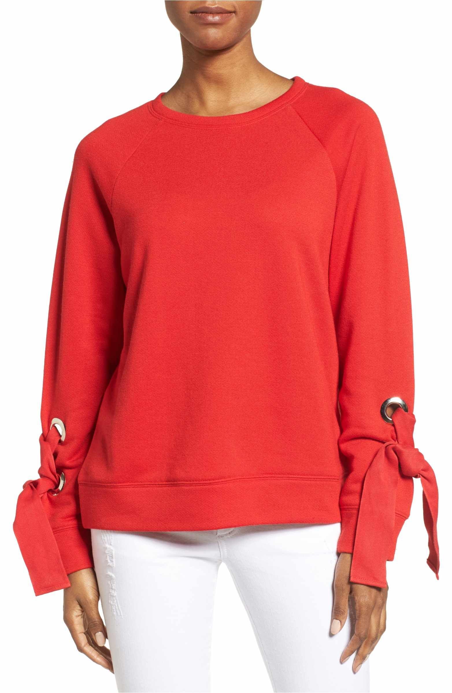 Womens petite sweatshirts