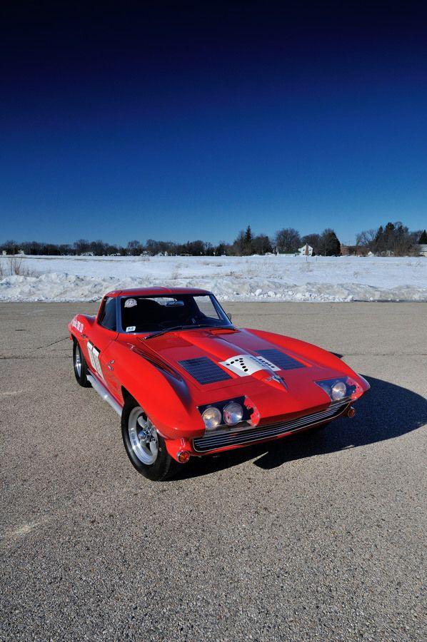 Viva Las Vegas - 1963 Chevrolet Corvette Coupe - SCD Motors - The ...