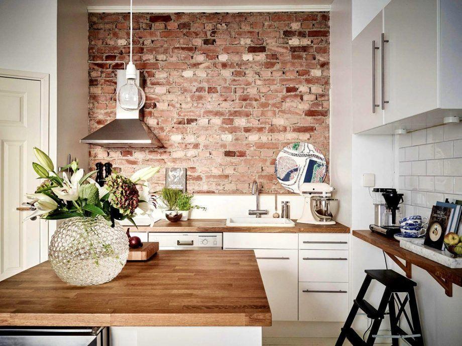 20 Best Kitchen Backsplash Ideas Brick Wall Kitchen Exposed