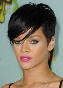 Rihanna Hairstyles In Nigeria Short Hair Styles Rihanna Short Hair Rihanna Hairstyles