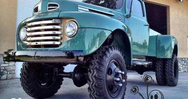 Love This 1949 Ford 1 Ton With Images Cool Trucks Ford Trucks