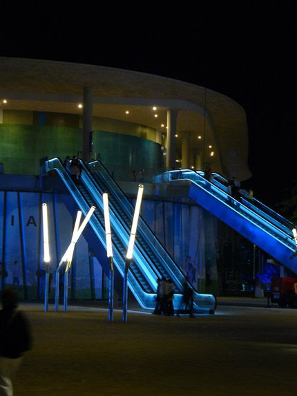 Lighting Design And Light Art Magazine Image Harmonisation Of Zaragoza Expo By Als Zh20