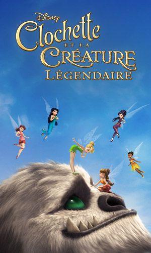 Clochette Et La Creature Legendaire Disney Fairies Tinkerbell Disney Tinkerbell