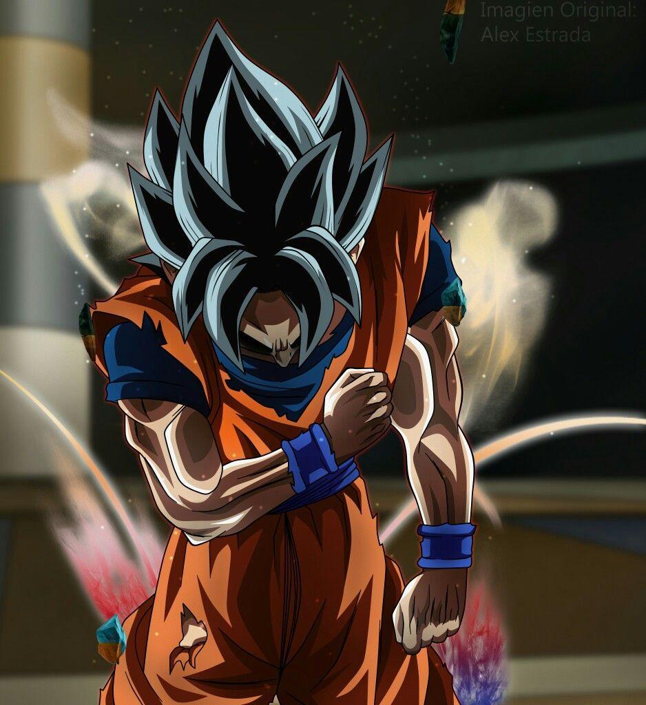 Son Goku Limit Breaker Dragon Ball Super Sangoku Dessin Dbz Fond D Ecran Dragon