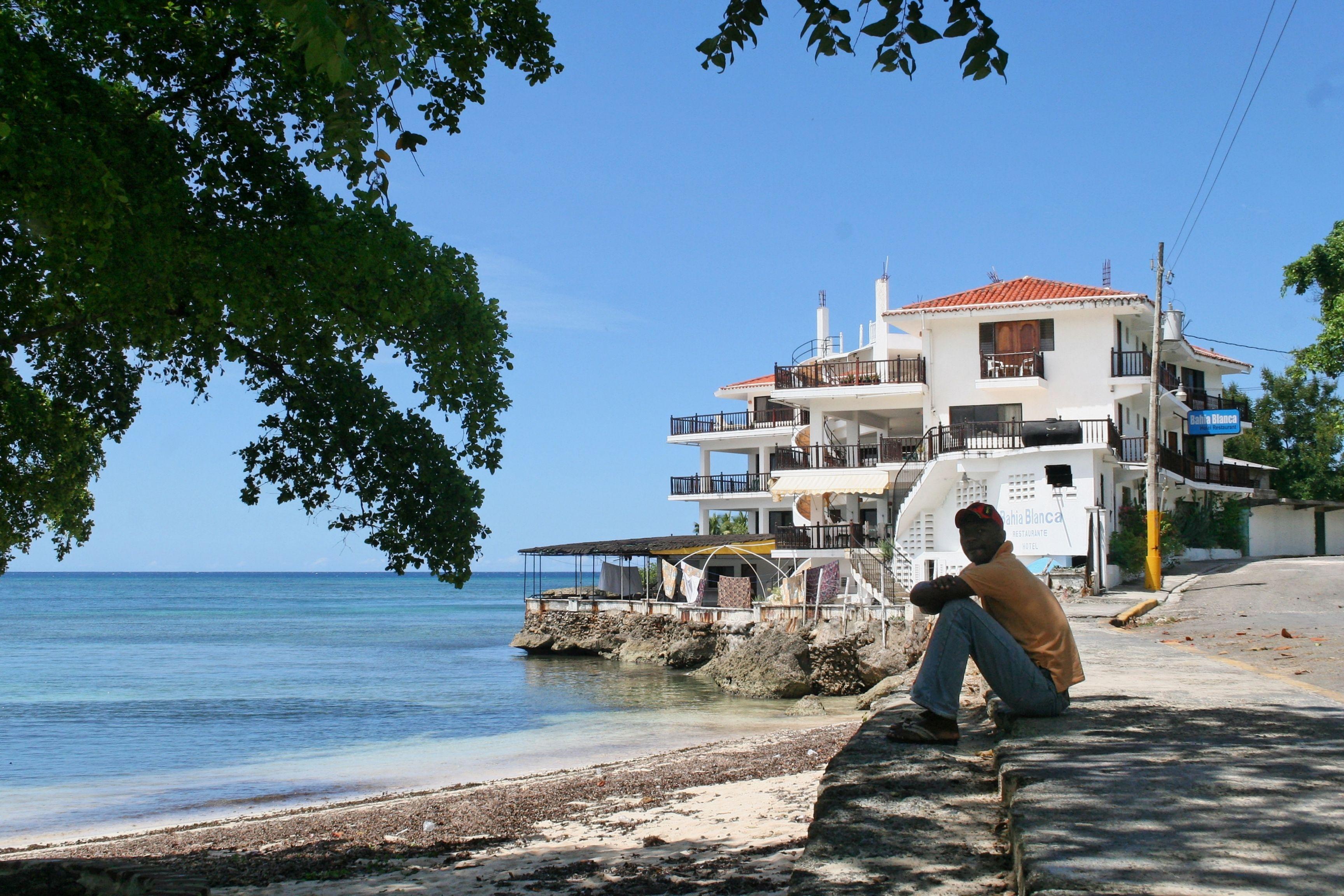 Rio San Juan Republica Dominicana Tropical Vibes Dominican Republic Strand