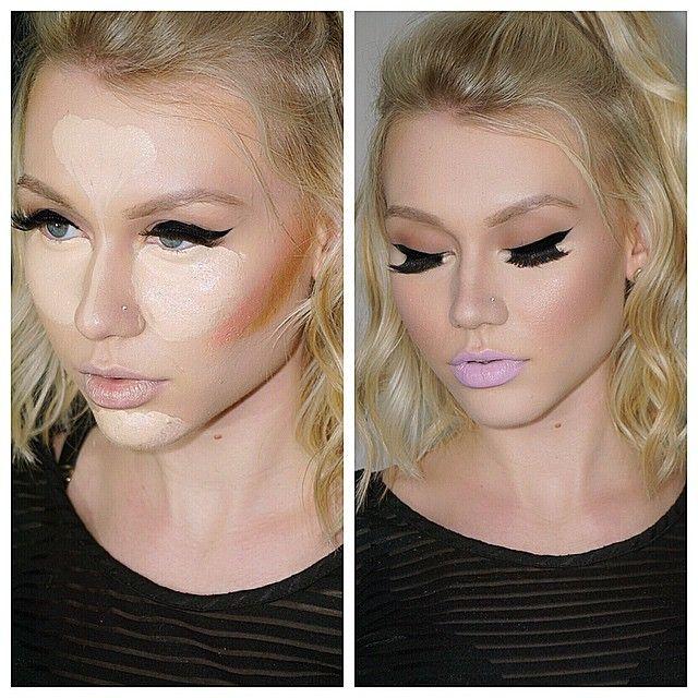 Fair Skin Highlight Contouring Makeup Tutorial Coming Soon Makeupbybenni