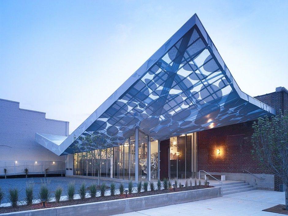 Galería de Museo de Arte Contemporáneo / Brooks + Scarpa y