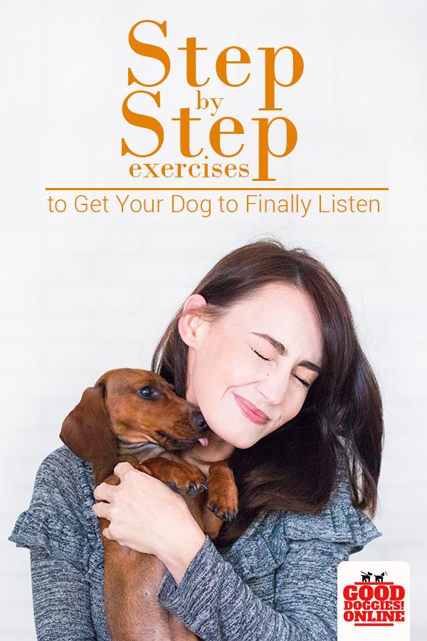 Pin on Good Dog Info