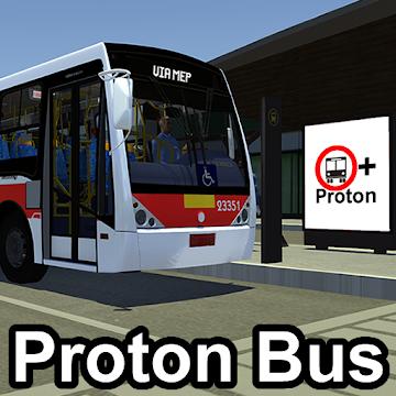 Proton Bus Simulator Apk Mod Unlock All Protons, Bus
