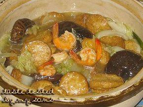Resep Membuat Sapo Tahu Gampang Dan Enak Lo Sapo Tahu Ini Mari Coba Buat Sendiri Dan Rasa Uhm Tidak Kalah Dengan Sapo Oriental Resep Makanan Sehat Makan Malam