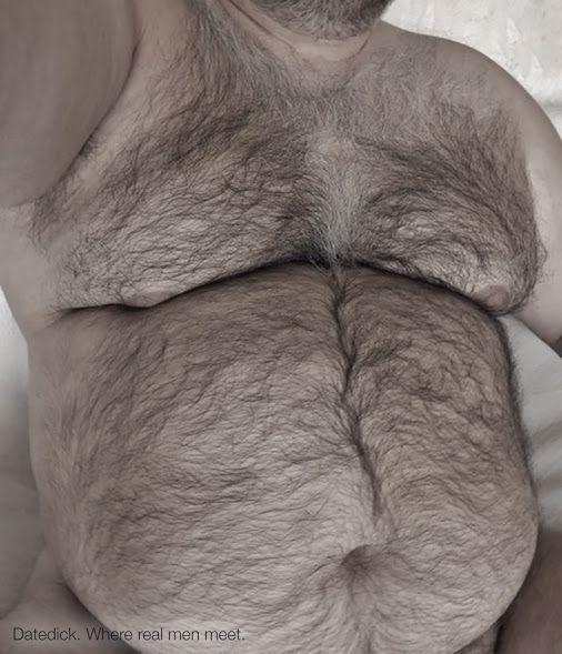 homme gay mature bear poilu