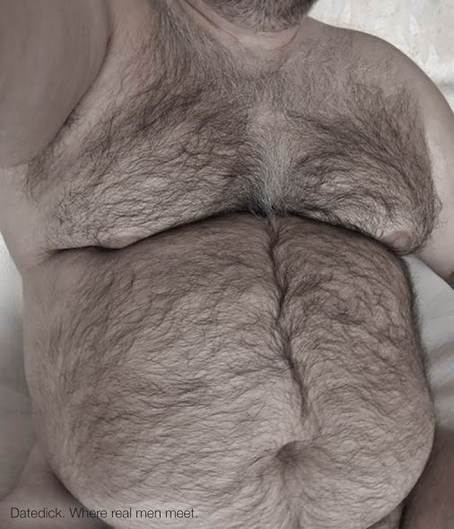 Hairy Older Bears