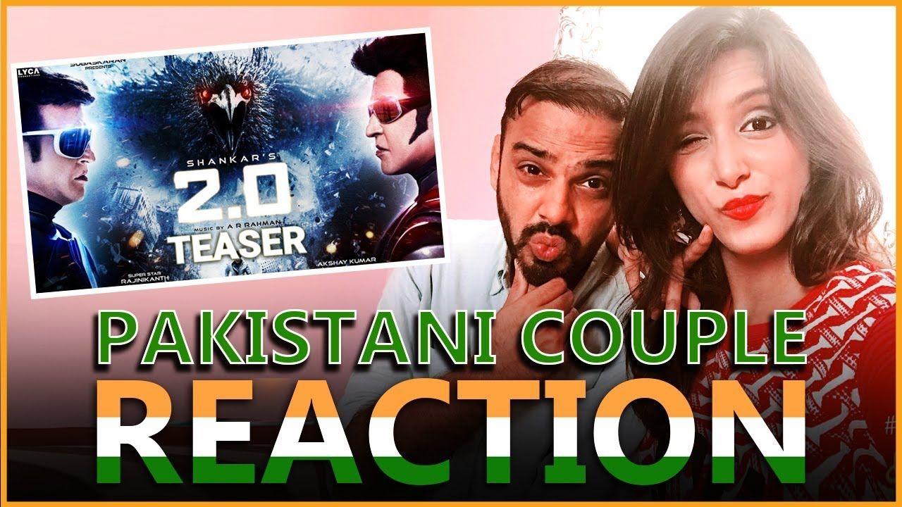 2 0 - Official Teaser | Reaction Video | Pakistani Couple