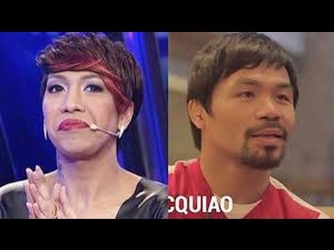 Vice Ganda's Reaction On Manny Pacquiao against Same Sex Marriage