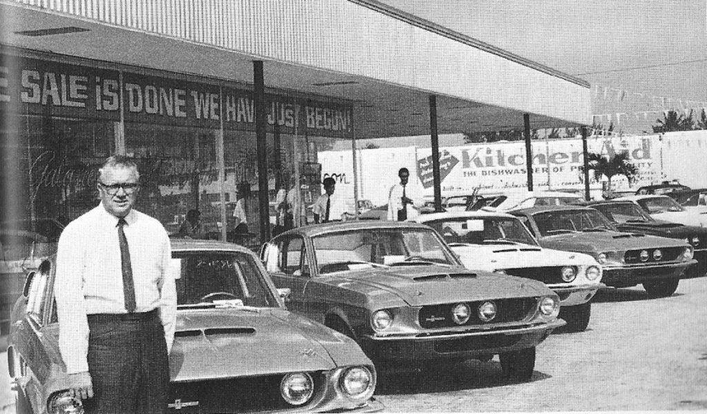 Shelby dealer Shelbyclassiccars Vintage mustang