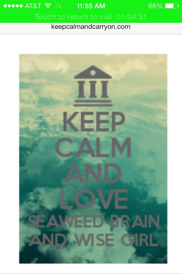 Keep calm and love percabeth