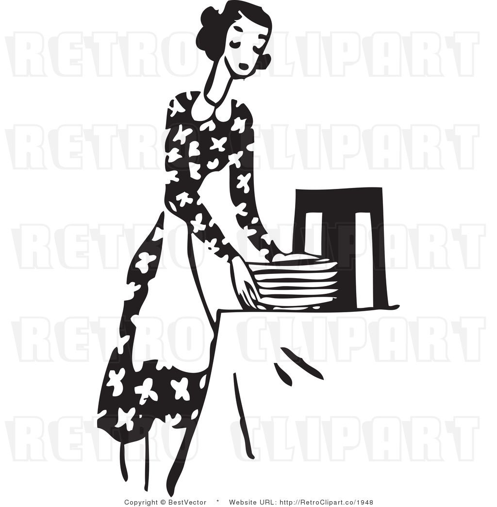 Setting The Table Clipart Kid set the table clip art kid ...