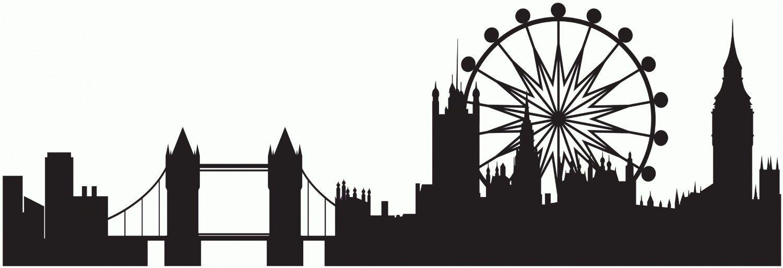 London Skyline Eye Tower Bridge Amazoncouk Kitchen