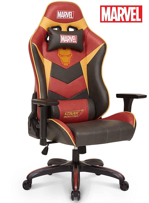 Chair Premium Racing Licensed Marvel Gaming AmazonGaming FlKJTc31