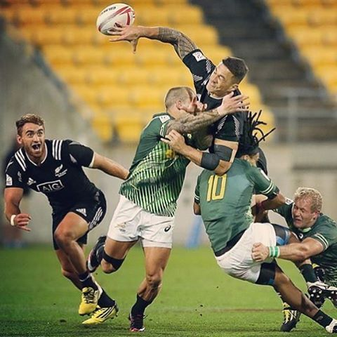 Rugby: We sacrifice our bodies so our team can succeed!