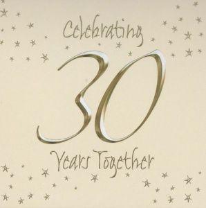 happy 30th wedding anniversary quotes