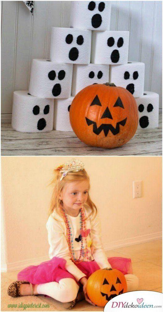 15 witzige Halloween Party Spiele, die Kinder lieben werden