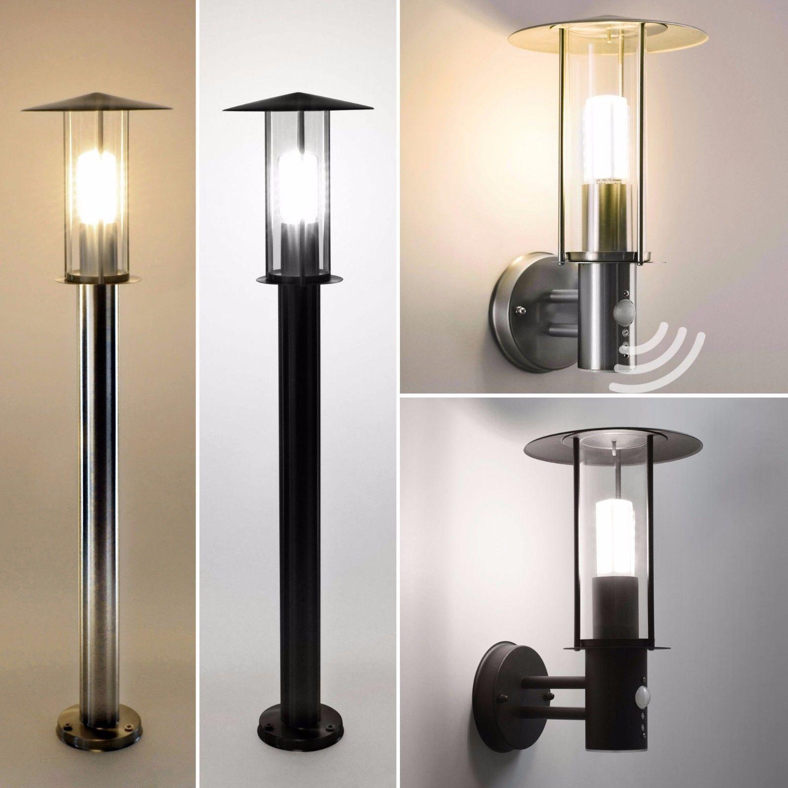 Außenlampe E27 Außenleuchte Standleuchte Wandleuchte Wegeleuchte Wandlampe 249