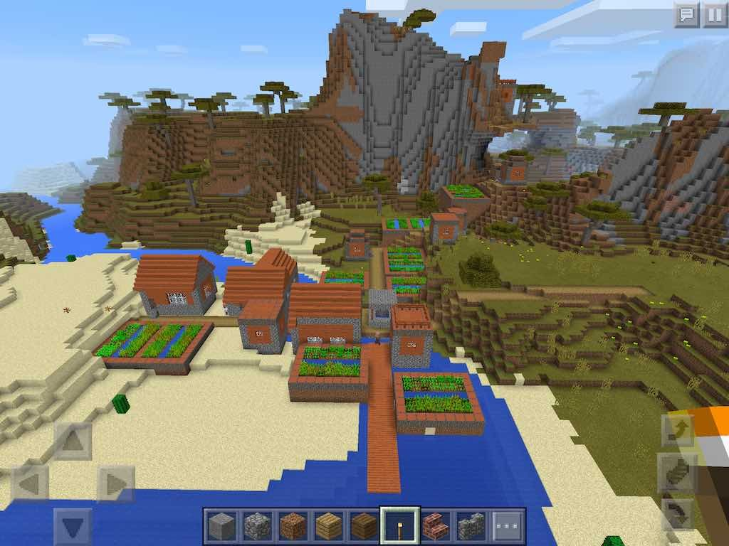 Minecraft Bunk Bed Ideas In Game