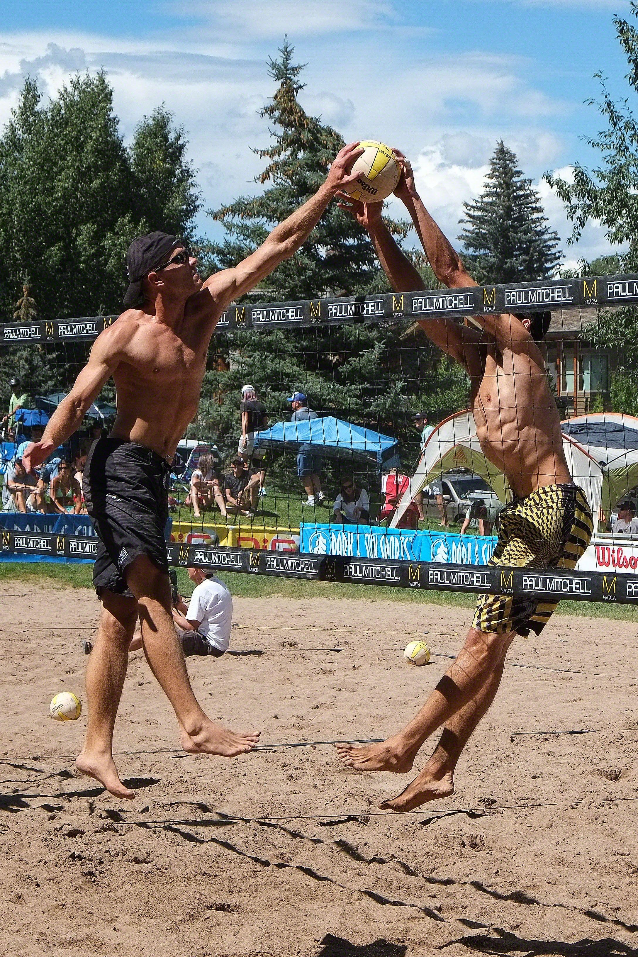 Motherload Volleyball Labor Day Weekend Real Estate Photography Aspen Colorado Colorado