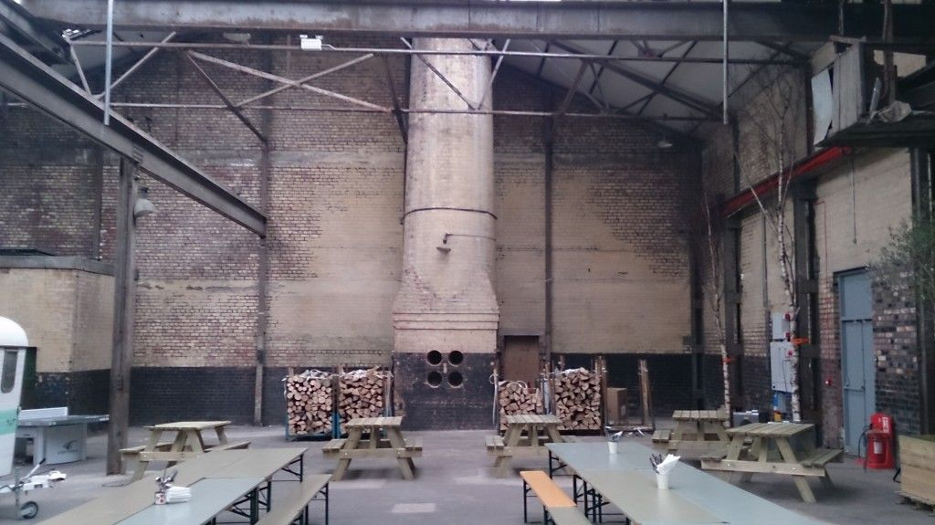 Industrial Wedding Venue UK Camp And Furnace Liverpool