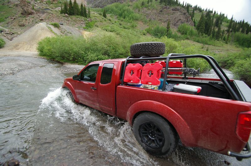 Build A Nissan With Images Nissan Frontier