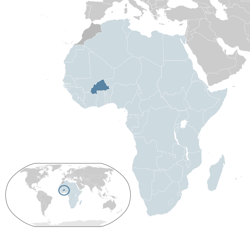 Burkina Faso Wikipedia The Free Encyclopedia ギニアビサウ ブルンジ コンゴ民主共和国