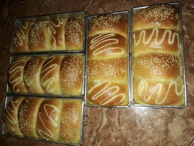 Roti Sobek Super Lembut Anti Gagal By Mama Shafira Resep Masakan Sehat Makanan Ide Makanan