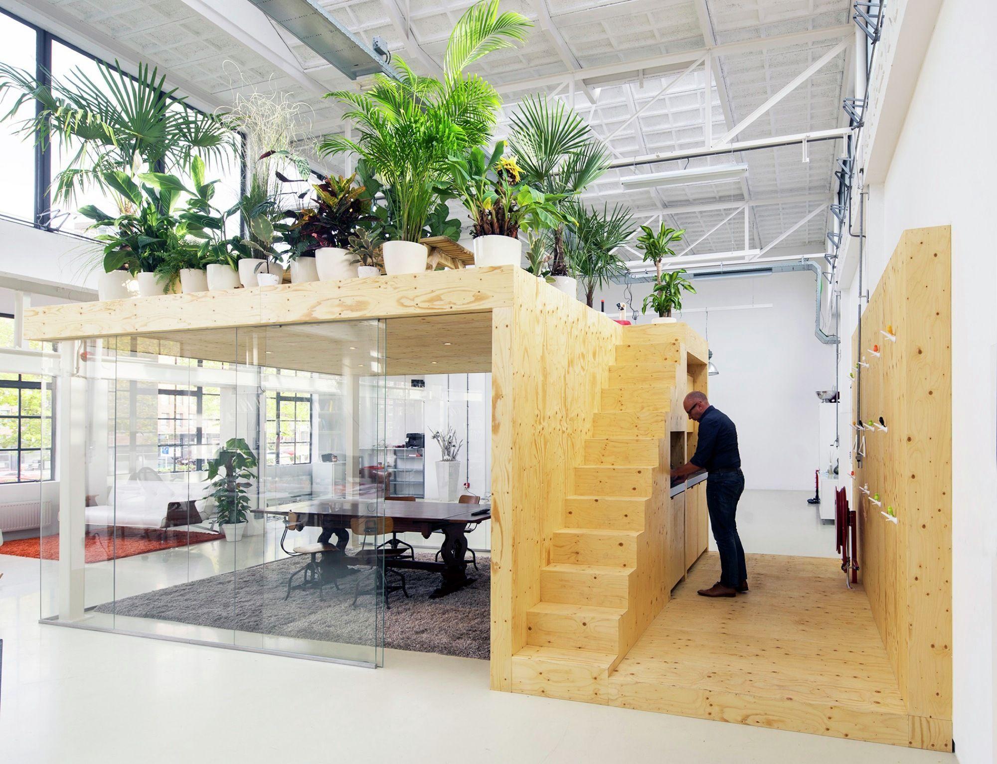 Image Result For Loft Office